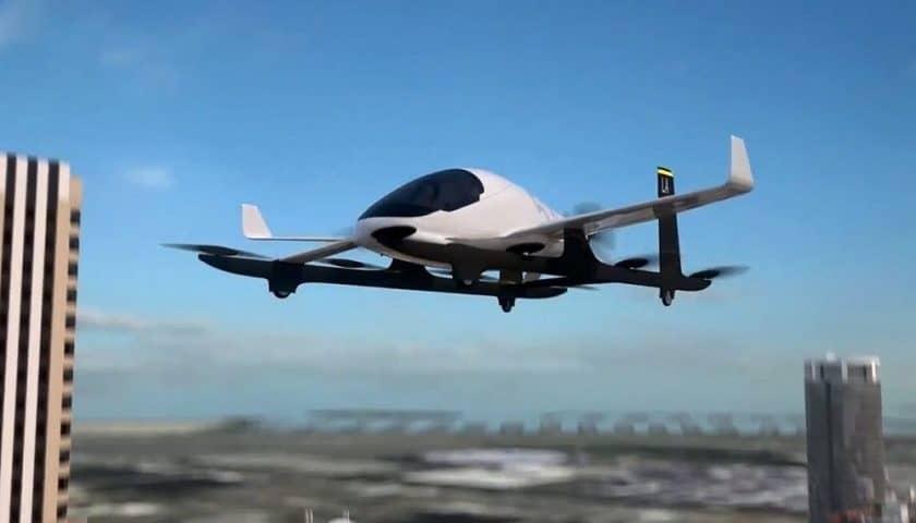 UberAir i droni taxi per il trasporto di persone