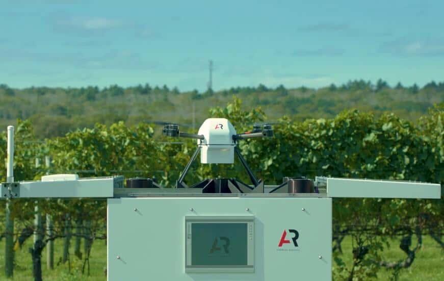 Agricoltura di precisione con droni