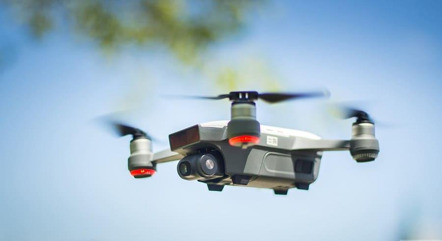 Fotogrammetria Aerea con il Drone Dji Spark