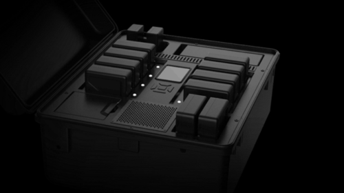 Dji Battery Station, piattaforma di ricarica
