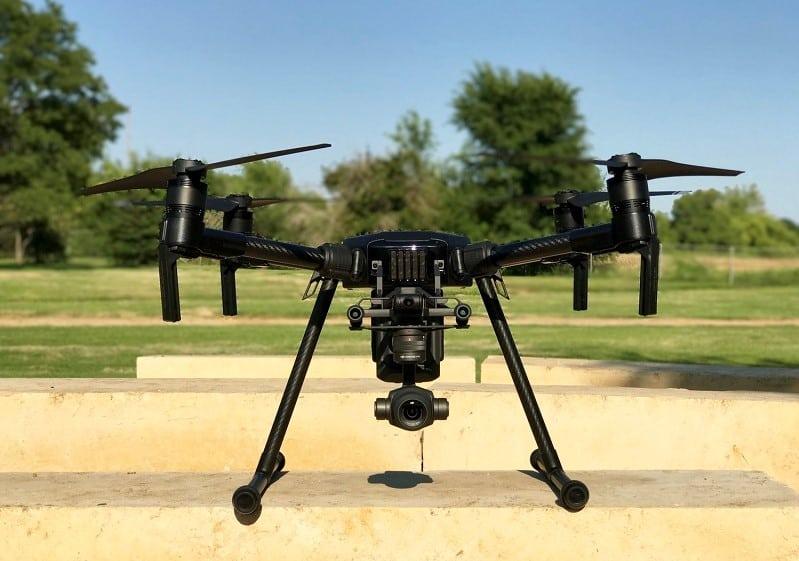Droni contro il bracconaggio