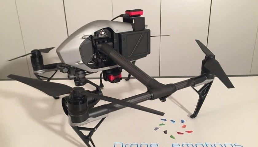 Droni Multispettrali in Provincia di Monza e Brianza