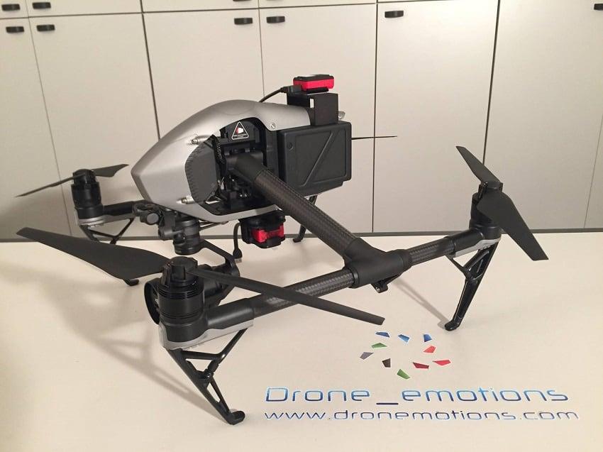 Droni Multispettrali