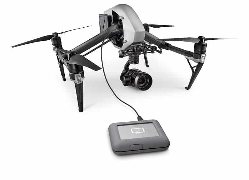 Hard Disk per droni Dji