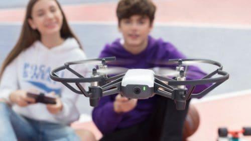 Nuovo drone Dji Tello al CES 2018