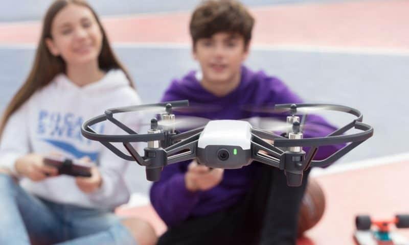Nuovo drone Tello al CES 2018