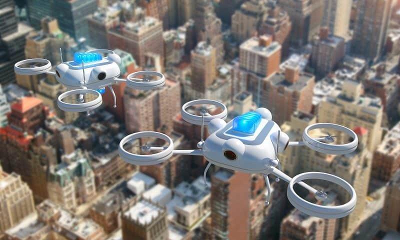 Dronet fa volare i droni in città tramite un algoritmo