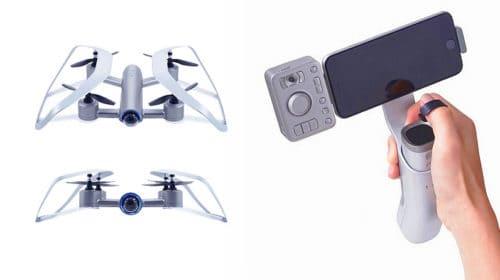 Shift il controller per droni al CES 2018