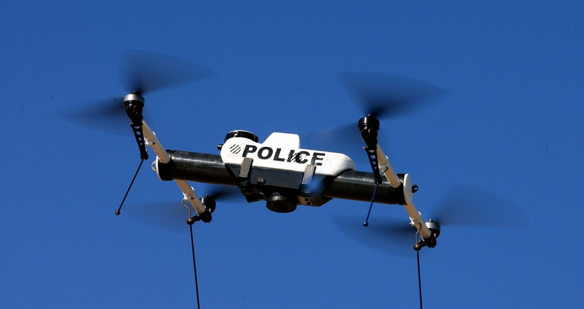 Roma Drone Campus 2018 premia la Polizia di Stato