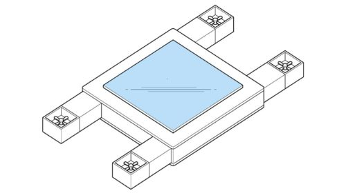 Il drone display di Samsung controllato dallo sguardo