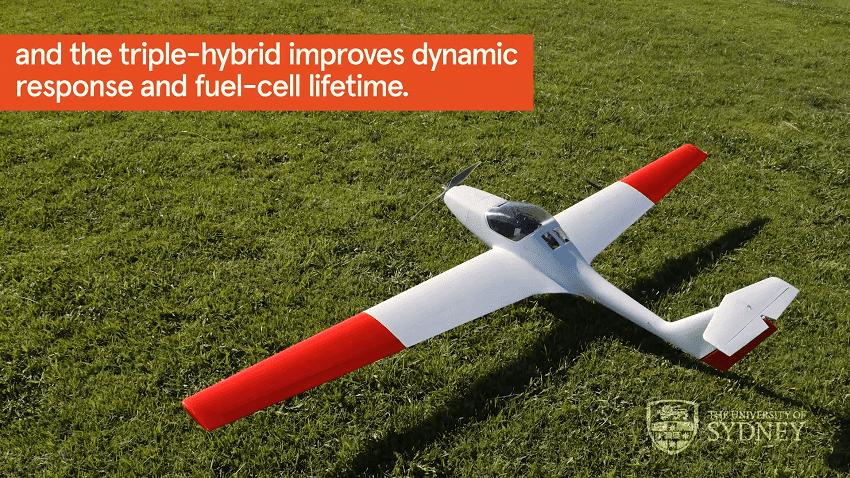 Drone a idrogeno
