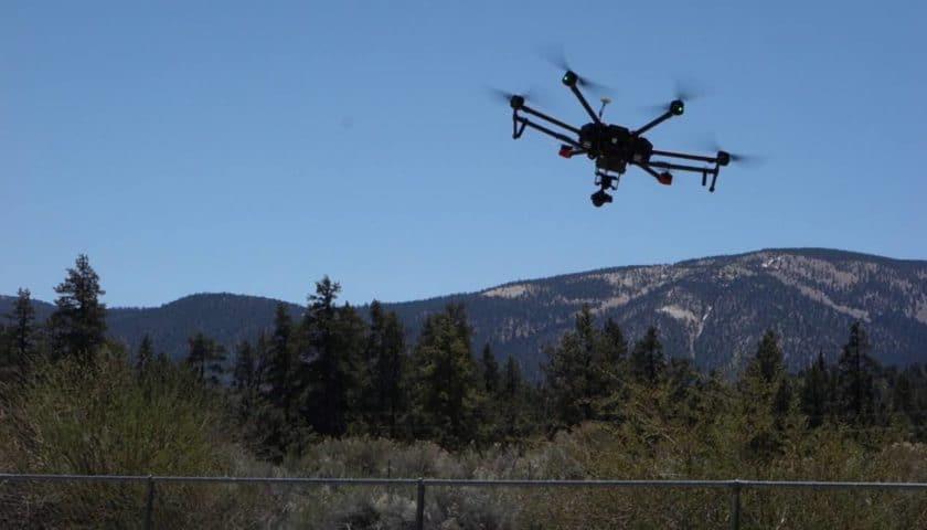 Droni per il trasporto di farmaci e materiale sanitario