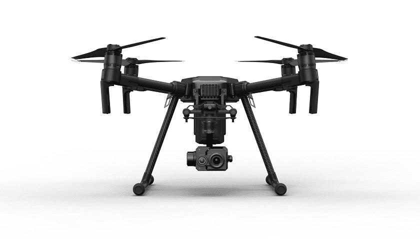 Droni che riconoscono sostanze pericolose