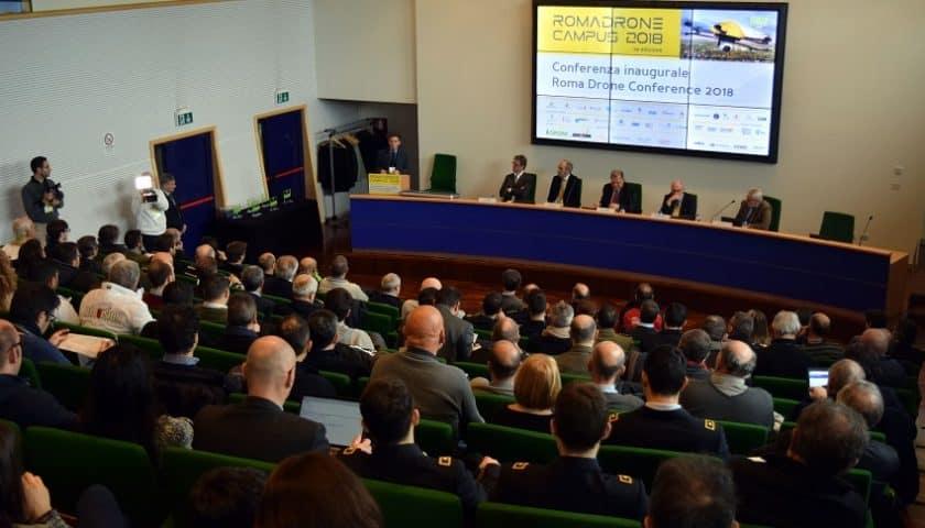Risultati in crescita per Roma Drone Campus 2018