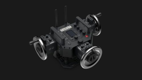 Dji Master Wheels e Dji Force Pro al NAB 2018
