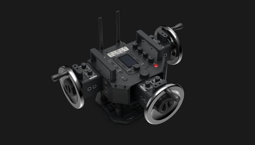 Dji Master Wheels e Dji Force Pro al NAB 2018
