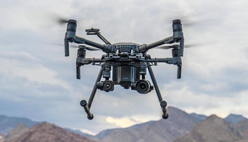 Droni per la vigilanza del Parco dei Monti Ausoni