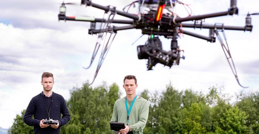 Corsi di formazione per piloti di droni