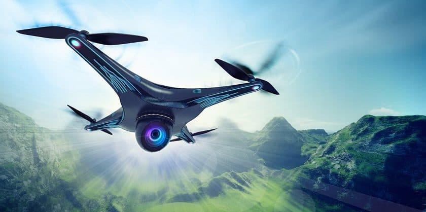 Droni per l'Agenzia Spaziale Italiana
