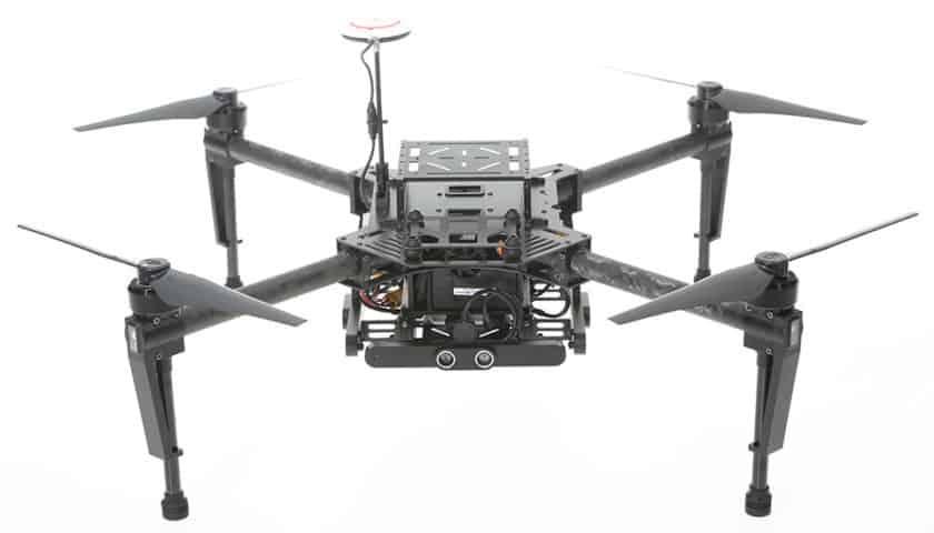 Droni per la sterilizzazione dei gabbiani