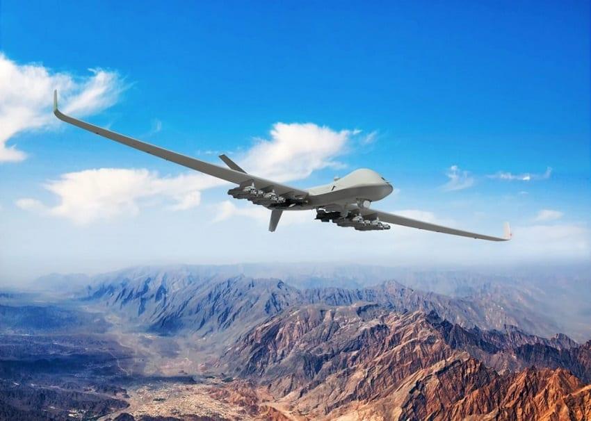 Accordo Europeo per droni intelligence