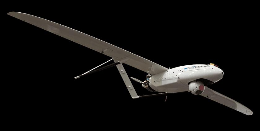 Droni per il monitoraggio della pesca illegale