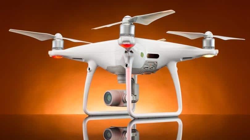 Come attivare il drone Dji Phantom 4 Pro V2