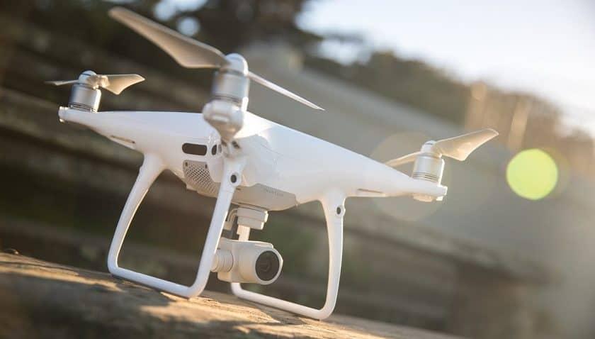 Nuovo drone Dji Phantom 4 Pro V2.0