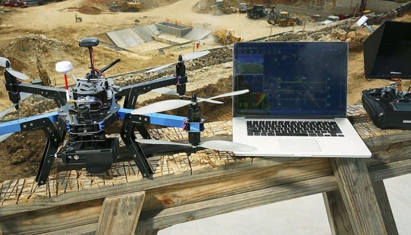 Droni per migliorare le Apple Maps