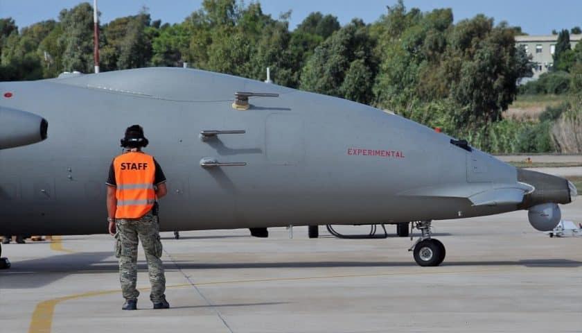 Drone MALE europeo: testato il P1HH