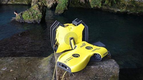 Nuovo Drone Subacqueo Nemo su Kickstarter