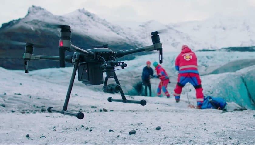 Droni che salvano vite umane in tutto il mondo