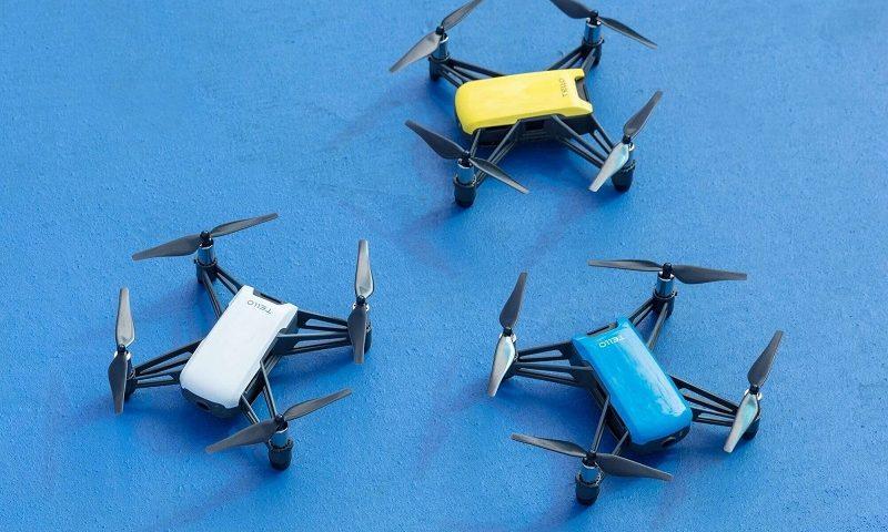 Programmare il Drone Tello con Scratch