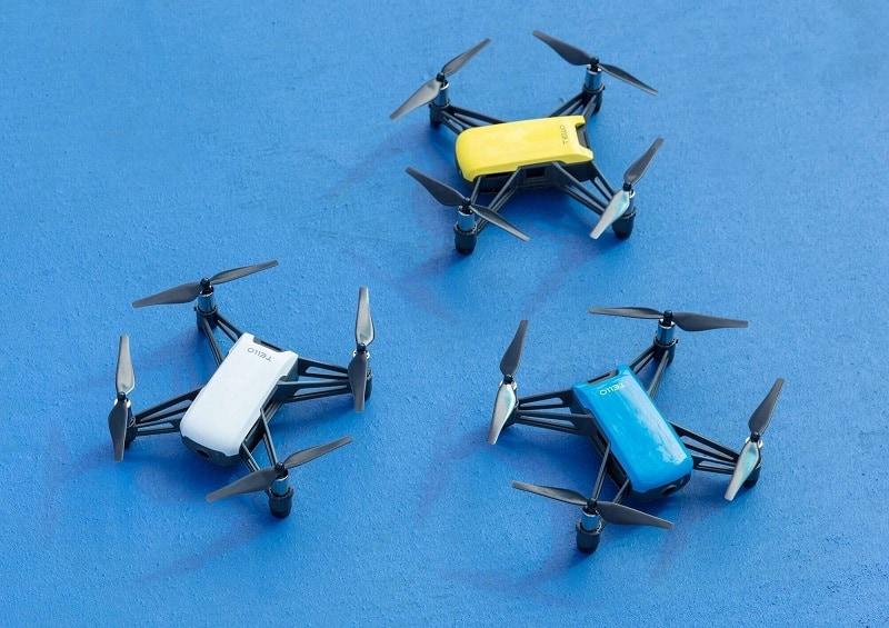 Programmare il Drone Tello