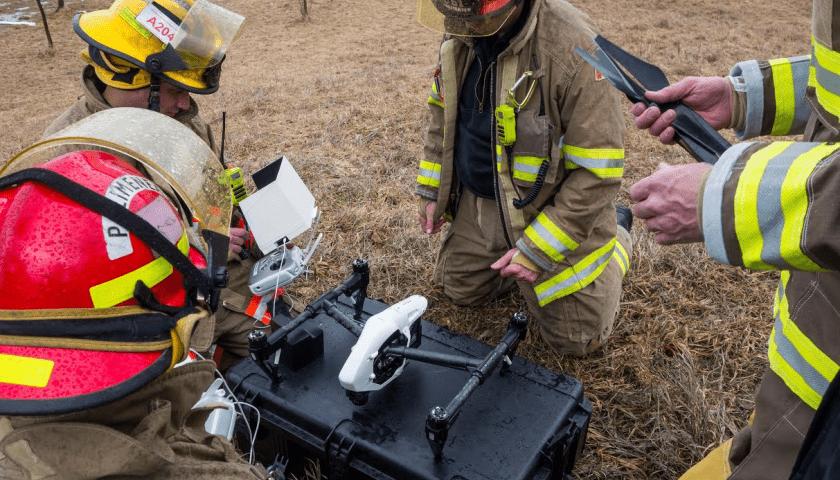 Droni contro gli incendi al Parco del Pollino