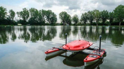 Droni acquatici per monitoraggio