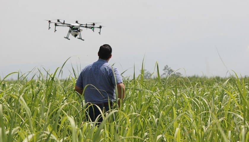 Droni monitoraggio ambiente in Umbria