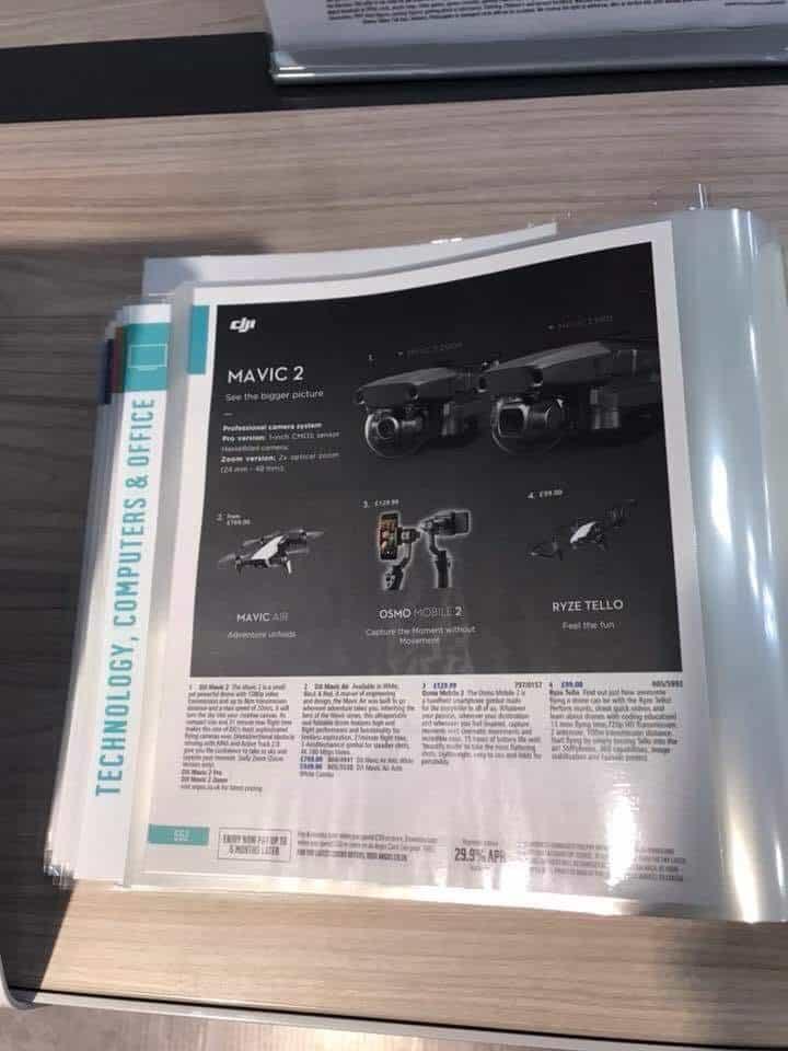 Dji Mavic 2 Pro con camera Hasselblad