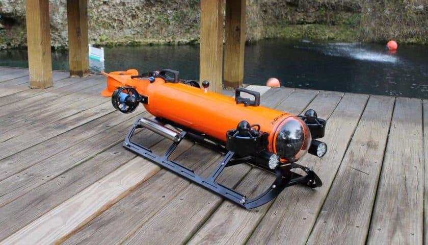 Droni per il monitoraggio del Lago di Garda
