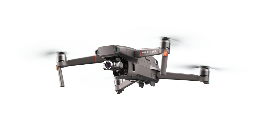 Nuova fotografia del drone Dji Mavic 2 Enterprise