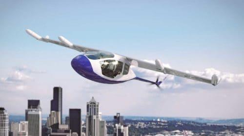 Drone passeggeri di Rolls Royce