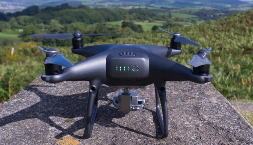 Drone della Polizia Locale di Calolziocorte