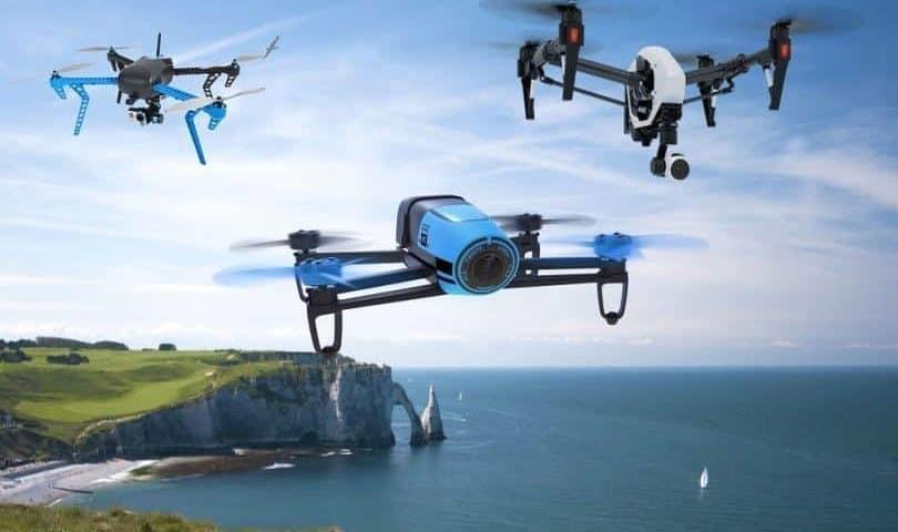 Festival di droni a Padova il 12 luglio 2018