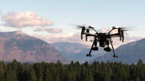 Salvataggio con droni, ringraziati i Vigili del Fuoco