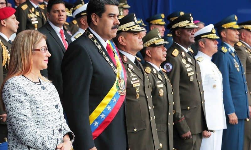 Attentato con droni in Venezuela
