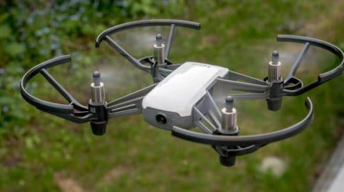 Aggiornamento Firmware Drone Tello