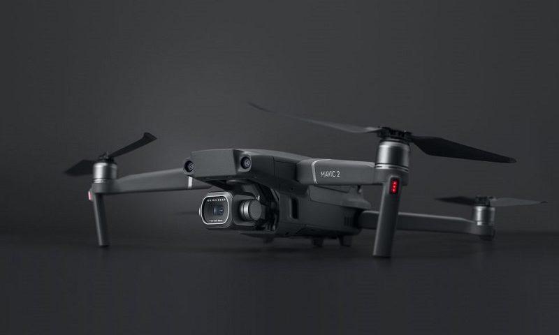 Come attivare il drone Dji Mavic 2