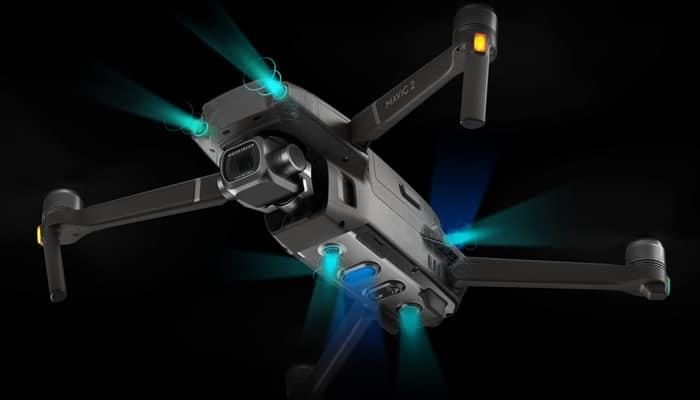 Nuovi droni Dji Mavic 2 disponibilità e prezzi