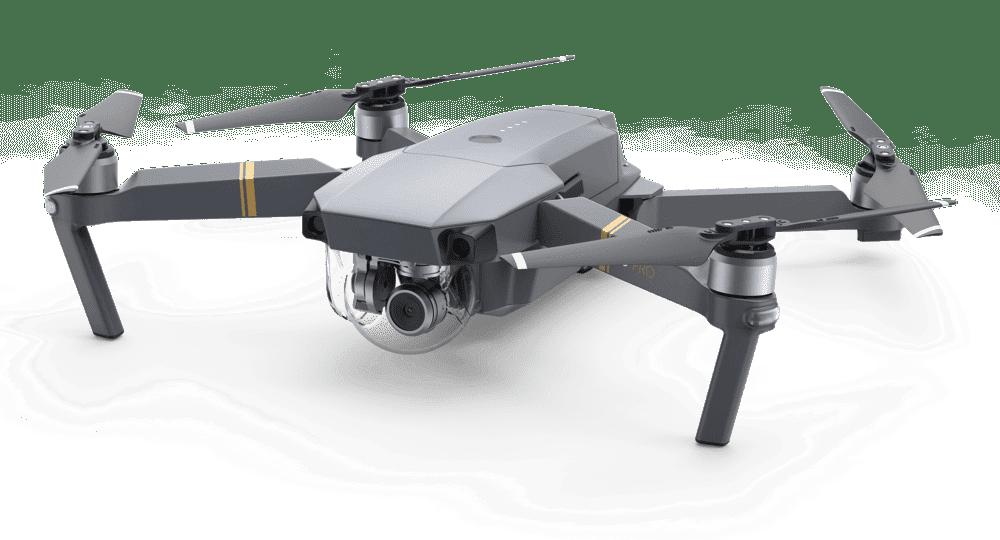 droni con telecamere