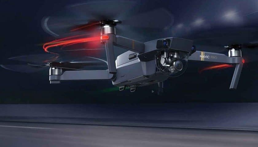 Drone Dji Mavic 2 caratteristiche tecniche